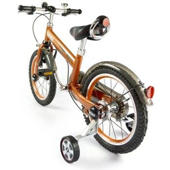 """Детский 2х колесный велосипед BMW MINI 16"""""""